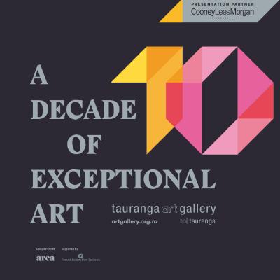 Presentation Partner for Tauranga Art Gallery