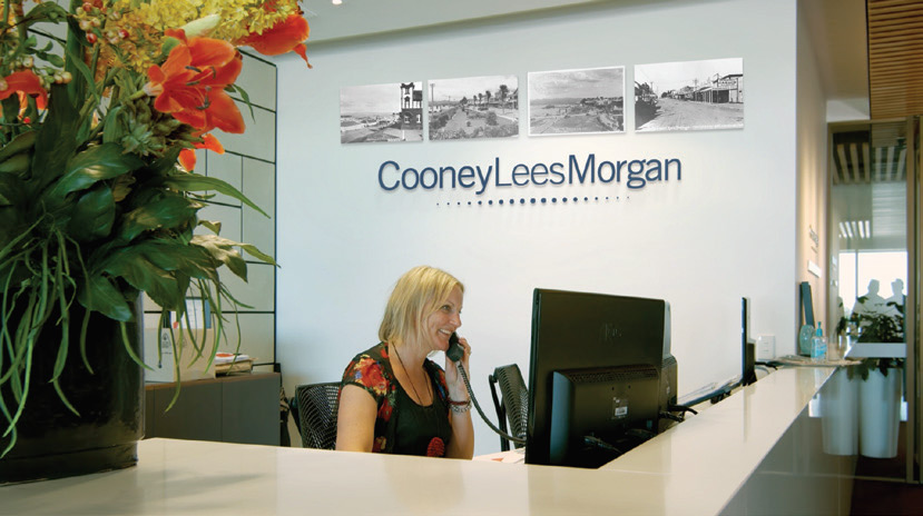 About Cooney Lees Morgan