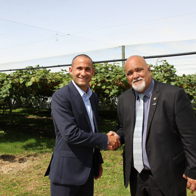 Forty Million Dollar Orchard Deal
