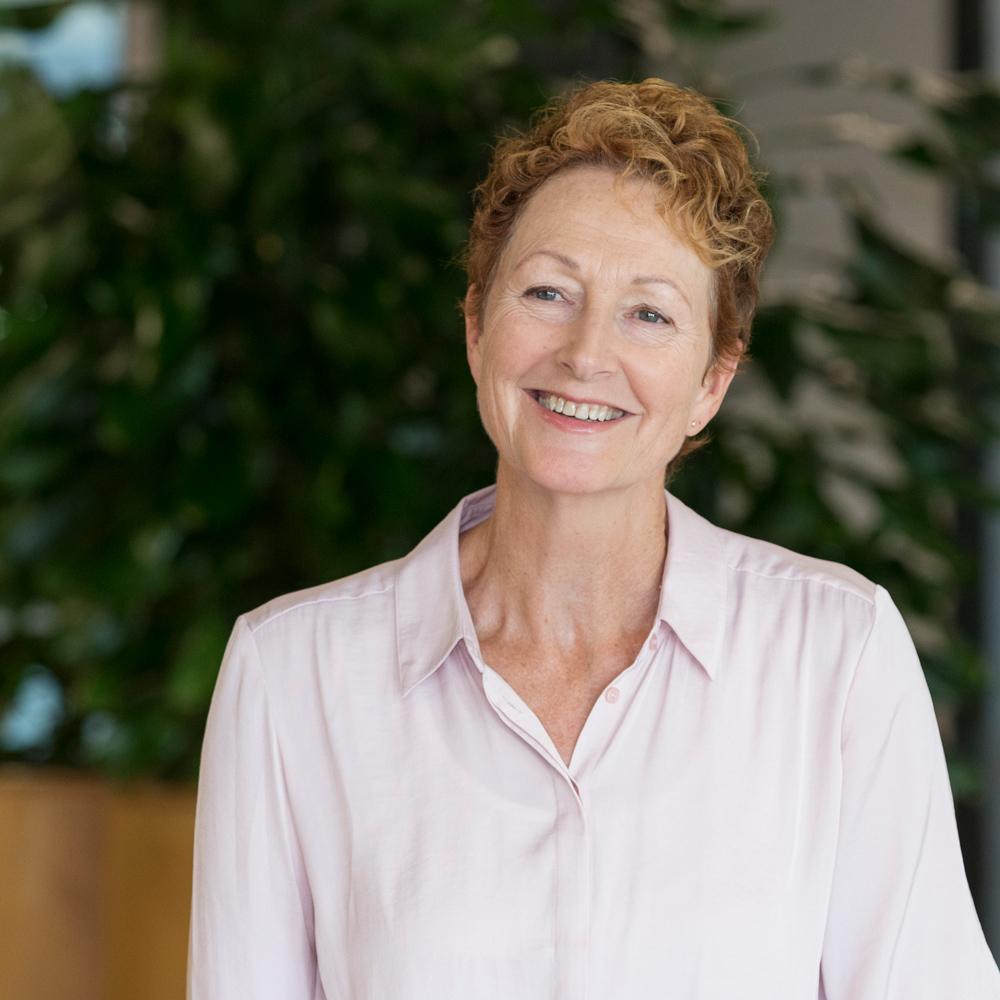 Julie Warburton