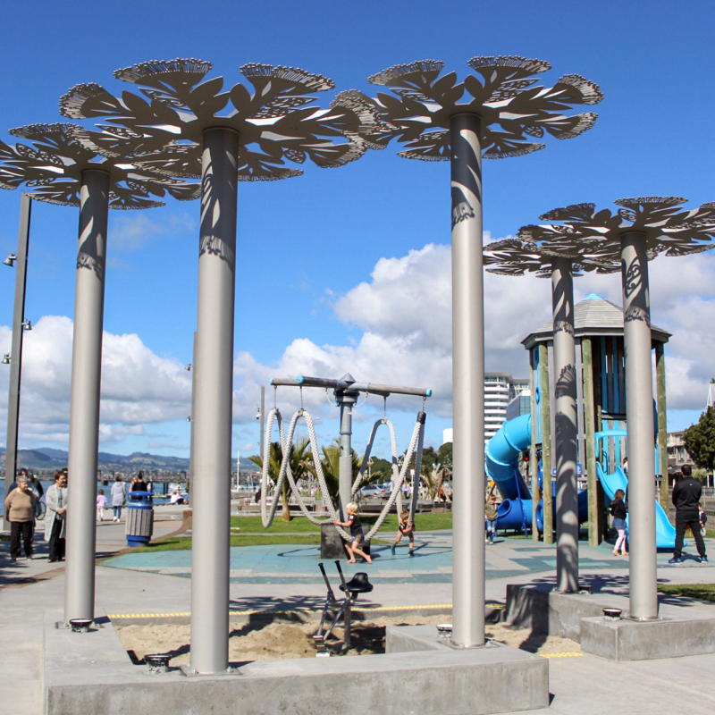Unveiling Our New Gift To Tauranga City