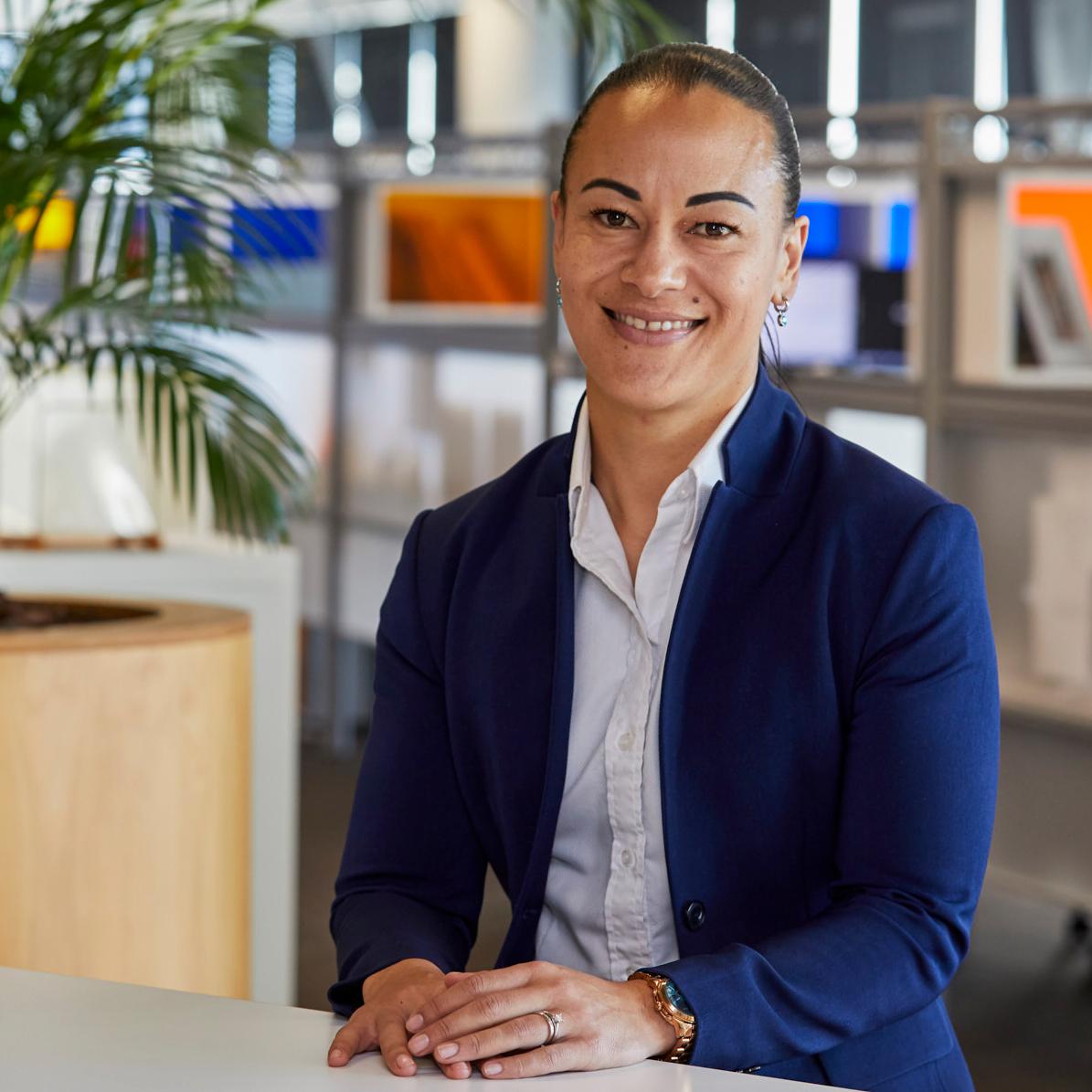 Tania Waikato